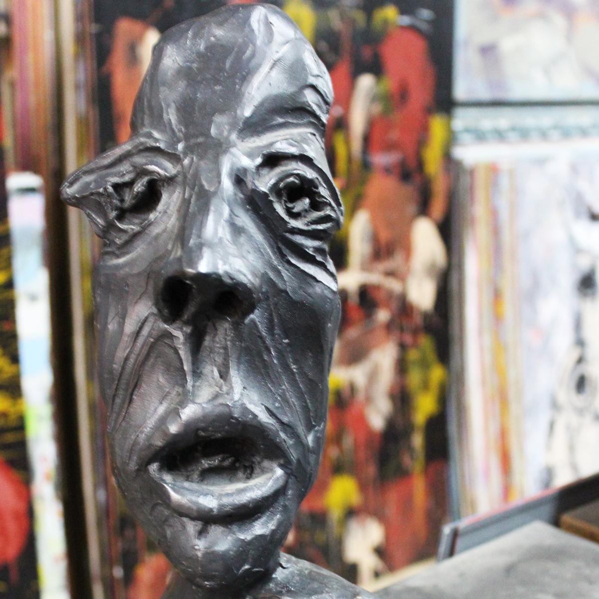 Gus Gracey - Esculturas